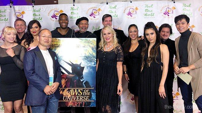 映画「宇宙の法‐黎明編‐」が米映画祭「アウェアネス・フィルム・フェスティバル」でワールド・プレミア上映