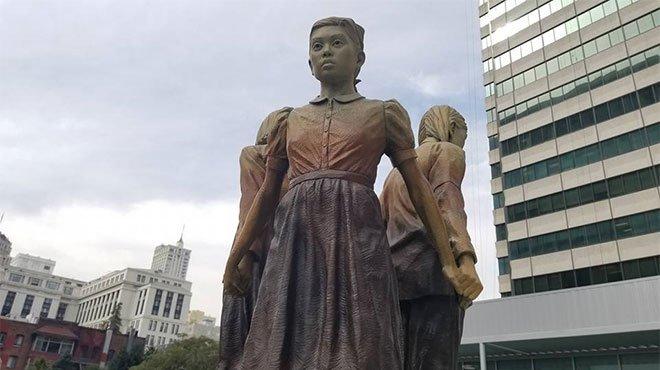 サンフランシスコに慰安婦像 カナダで南京大虐殺記念日 日本は歴史戦に惨敗中