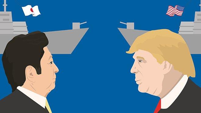 安倍首相がトランプ氏と初会談 「信頼できる指導者」発言の裏にあったもの