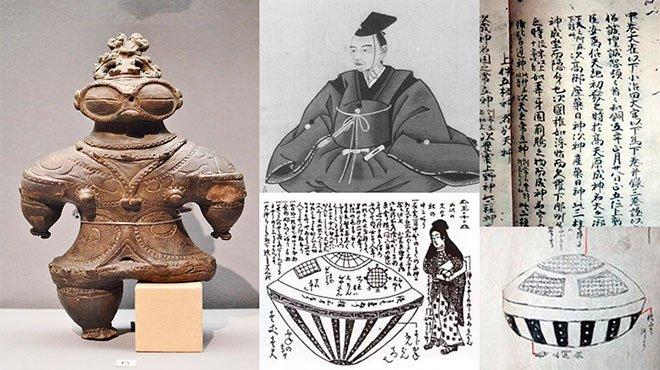 日本史に遺るUFO・宇宙人の痕跡――土偶、古事記、江戸の文献