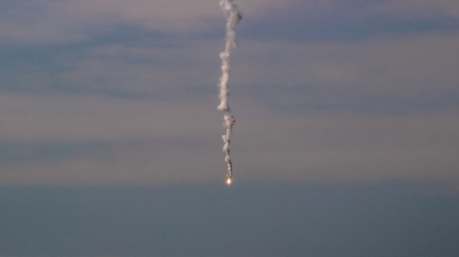北朝鮮ミサイル 降ってくるとき、どんな音がするのか?
