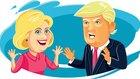 【米大統領選】第2回TV討論 トランプvs.クリントン・司会者連合の構図 だが変化も