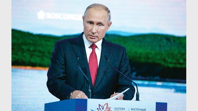 「日露平和条約」を年内に結ぶべき理由 プーチン氏の本音は「日米露で中国に対峙する」