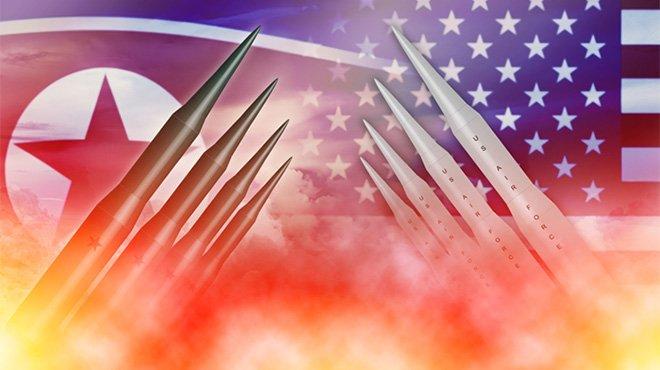 北朝鮮が弾道ミサイルを発射 トランプ大統領の「炎と怒り」発言の真意とは?