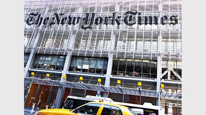 リーク情報でニューヨーク・タイムズが誤報 米国民とメディアのズレはますます大きく