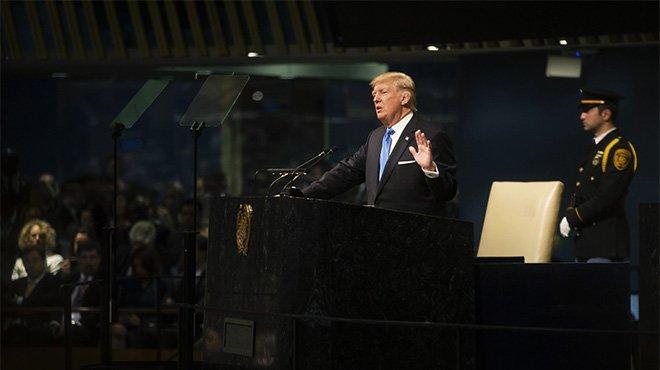 国連人権理事会の矛盾を指摘するトランプ大統領 日本も国連の歴史認識を正す発信力を