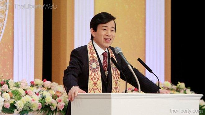 大川総裁がドイツ・ベルリンで講演 人種差別を克服して輝ける未来を拓く神の愛