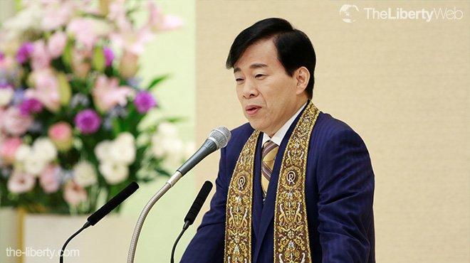 大川隆法総裁が講演 危機の時代なのに日本の政治は平時のドタバタ