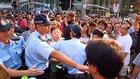 """香港で大規模デモ だが民主派は分裂 """"龍馬""""の出現を願う"""