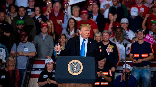 米中間選挙はトランプの事実上の勝利 大統領再選の可能性が現実味を帯びた