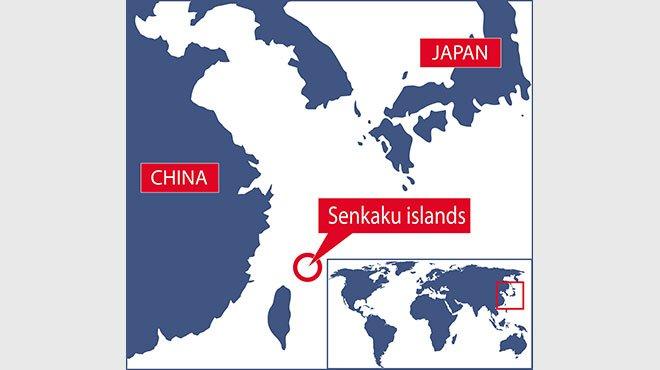 中国が、尖閣で日本人を捕まえるための法律をつくっていた