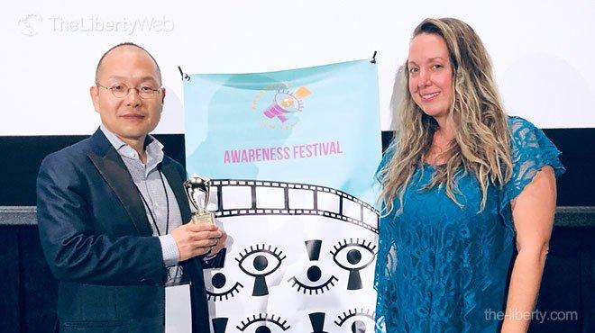 映画「宇宙の法‐黎明編‐」が、米映画祭でアニメ部門最高賞を受賞