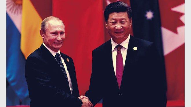 プーチン提案の「日露平和条約」で中露を引き剥がせ