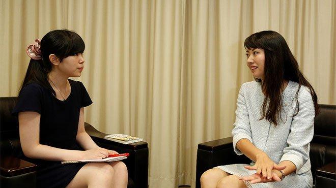 【都知事選】七海ひろこ候補に女子大生が鋭いツッコミ!?(3)―高層ビルで地震に強い都市づくり