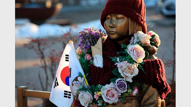 韓国が日韓合意に新方針 「慰安婦」も「北朝鮮」も、解決のカギは日本にある