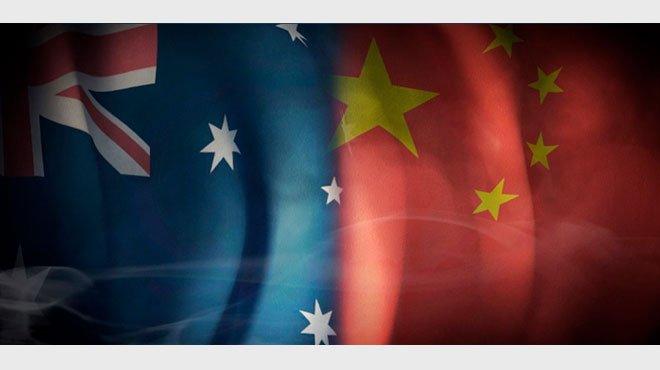 中国から出国禁止措置を受けたオーストラリア記者 中国に駐在する豪記者はゼロに