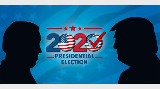 """米大統領選、バイデン大敗北は必至か?(3) トランプ大統領、討論会でバイデン候補を""""腐敗した政治家""""と非難"""