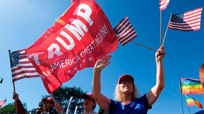 米大統領選2016年の再来か 反トランプのFT紙すらトランプ再選のシナリオを報じる