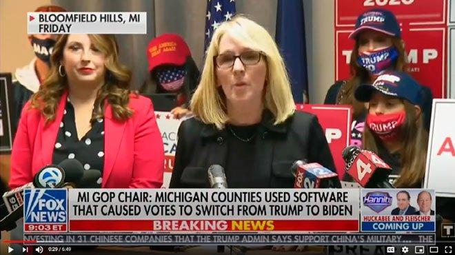 民主党はドミニオン社の集計ソフトで選挙を盗んだ!?