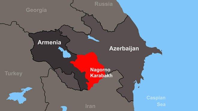 アルメニアが実効支配してきた地域をアゼルバイジャンに返還