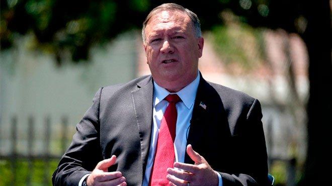 ポンペオ米国務長官、中国の「統一戦線工作部」を名指しでビザ制限発表