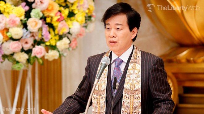 大川総裁が法話で2021年の指針 「コロナ禍の先に、スピリチュアル革命が起きる」