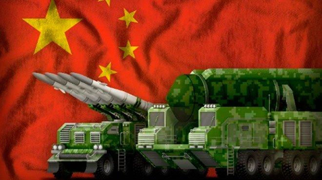 中国は秘密裏にミサイルを大量生産・大量発射している
