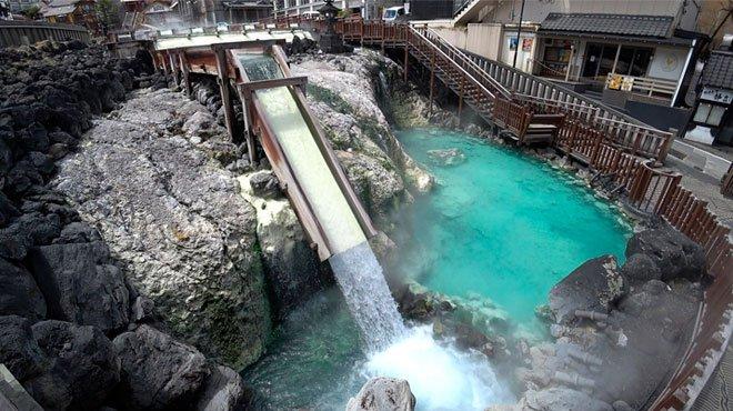 草津温泉の湯畑源泉、新型コロナの感染力をなくすとの研究結果 温泉地の本当の秘密とは……