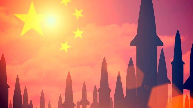 中国が核弾頭を搭載するICBM能力をほぼ倍増か バイデン政権は敵を見誤るな!