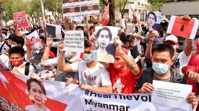 """アウン・サン・スー・チー氏守護霊「日本はヨーロッパの支配を追い払ってくれた」 ミャンマーを中国の""""駒""""にしてはならない!"""