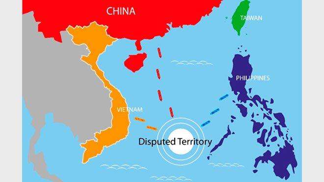 中国は南シナ海で新たに埋め立て バイデン政権になって軍事的挑発を加速