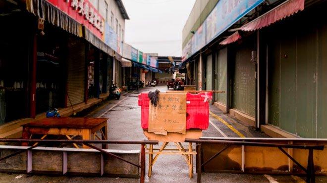 中国武漢・海鮮市場の取り壊しへ 着々と進むコロナの証拠隠滅を許してはならない!