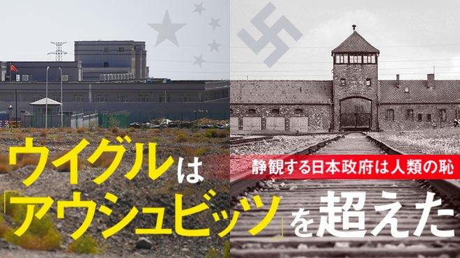 静観する日本政府は人類の恥 ウイグルは「アウシュビッツ」を超えた