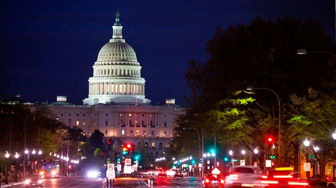 米民主党が恣意的な制度変更を狙う 「首都ワシントンを州に格上げ」下院で法案可決