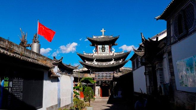 """信仰者を""""テロリスト""""扱いする新たな宗教管理法を中国が施行 宗教なき社会では大量虐殺が横行する"""