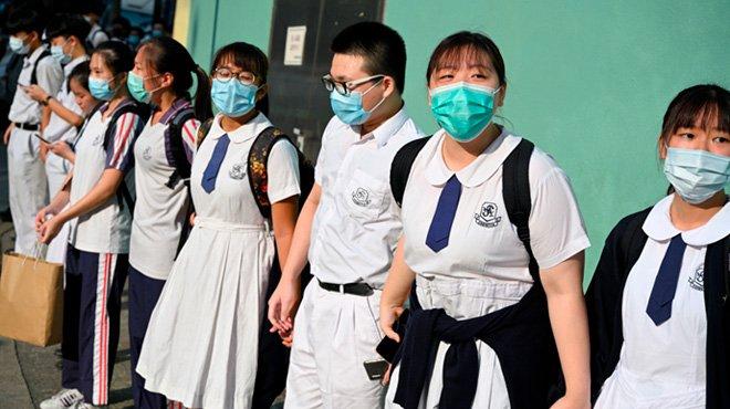 「政治圧力に嫌気」などで香港教師4割が離職へ 本格化する香港の「洗脳教育」