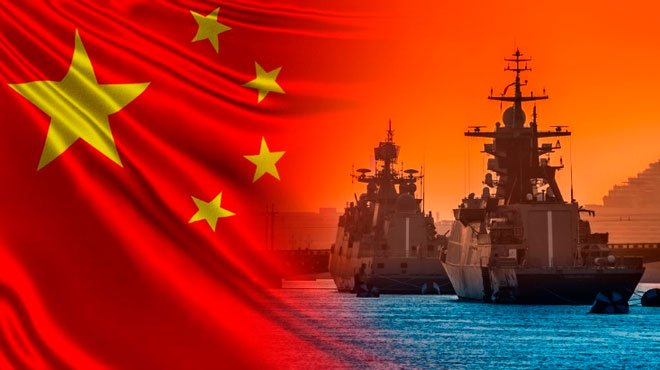 """沖ノ鳥島近海で中国船が無断調査 このままでは沖ノ鳥島が南沙諸島の""""二の舞""""になりかねない"""