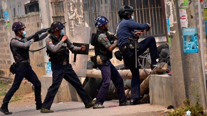 茂木外相が「ミャンマーへのODA全面停止もありえる」 中国の傀儡政権には支援できない