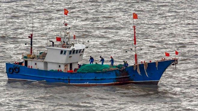 3カ月以上も中国漁船が南シナ海に勝手に停泊 南沙諸島は日本にとっても重要拠点、中国の侵略を許すな