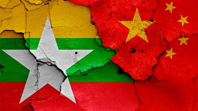 ミャンマー東部、国軍による無差別攻撃で10万人が避難 中国資本が入った地域で弾圧が深刻化する