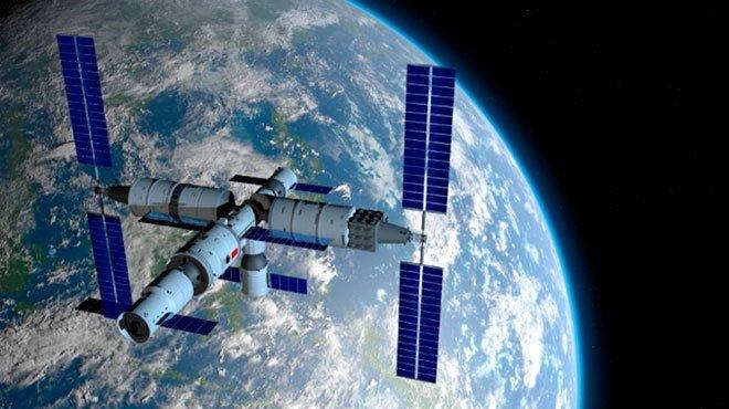 宇宙戦争は始まりつつある 中国が有人宇宙船の打ち上げに成功、独自宇宙ステーションの開発を進める