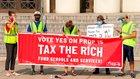 バイデン大統領肝入りの「米インフラ投資計画」は波乱含み 世論形成に政治利用され始めた米徴税機関
