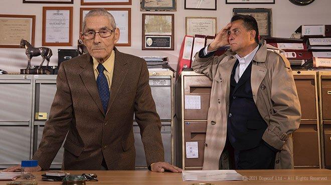 「83歳のやさしいスパイ」 - リバティWeb シネマレビュー