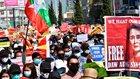 米財務省がミャンマー国軍高官22人に追加制裁を発表 中国への制裁と軍の派遣で、中国も圧迫すべき