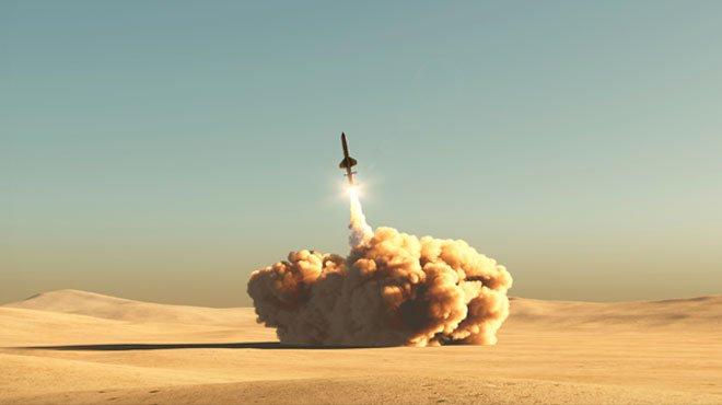 中国、ウイグルに核ミサイル施設を多数建設 中国の異常な核兵器増強を許してはならない