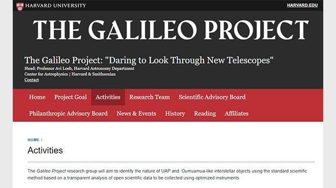 """ハーバードの著名天文学者が宇宙人探査プロジェクト「ガリレオ」を開始 「宇宙人いない」は現代の""""天動説""""だ"""