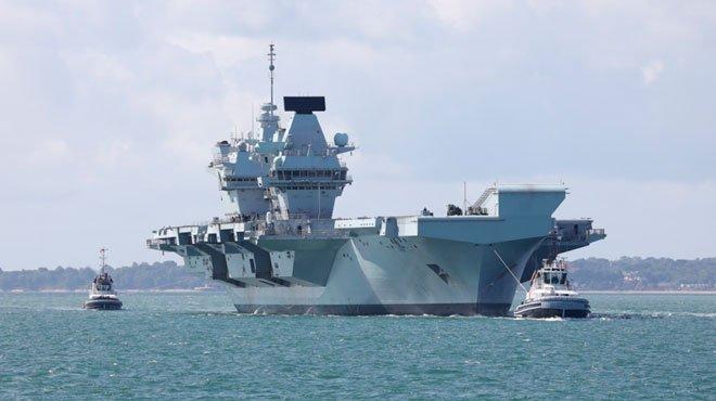 英空母「クイーン・エリザベス」がアジアにやってきた 新「日英同盟」がもたらす未来(前編)【HSU河田成治氏インタビュー】