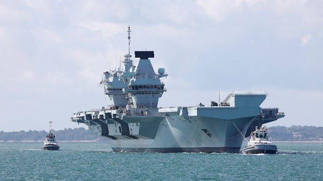 英空母「クイーン・エリザベス」がアジアにやってきた 新「日英同盟」の楔となる日本の対中宥和姿勢(後編)【HSU河田成治氏インタビュー】