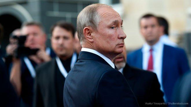 プーチン大統領が北方領土に経済特区発表 親中路線に傾く前に日露平和条約を