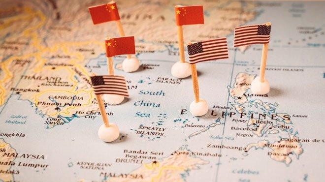 米海軍が南シナ海で「航行の自由作戦」を実施 中国が海上安全改正法導入後初めて 日米共同で軍事的プレゼンスを示すべき
